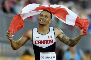 I have a great chance to beat Bolt: De Grasse