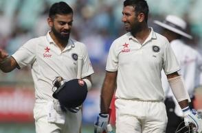 ICC Test Rankings: Pujara thumps Kohli