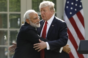 India has true friend at White House: Trump after meeting Modi