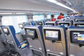 24 passengers admitted due to food poisoning on train