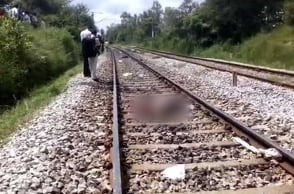 3 boys crushed to death by moving train while taking selfies