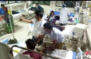 49 children die in Farukhabad government hospital