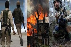 5 Dangerous 'Hizbul' Militants Killed in a Fierce Gunfight! - Report
