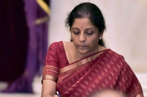 Country's first woman defence minister Nirmala Sitharaman takes charge