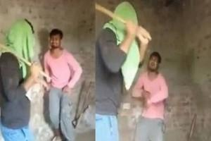 Disturbing! Dalit Man Mercilessly Beaten For This Unacceptable Reason; Video Goes Viral