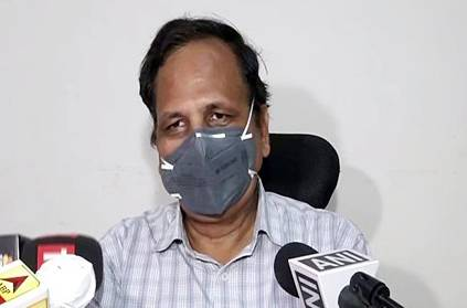 Delhi Health Minister Hospitalised for COVID Symptoms