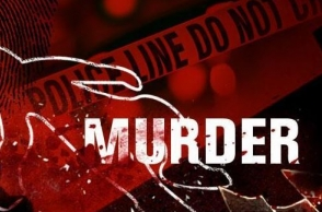 Man kills wife, baby as their two other children watch