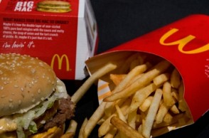 Warning issued to McDonald's outlet