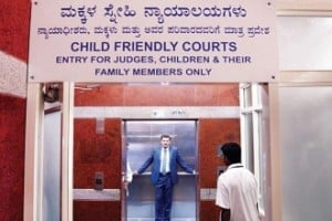 First in country, Bengaluru gets two child-friendly courts