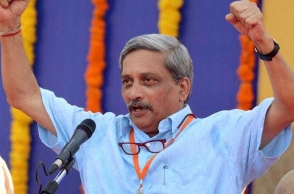 Goa CM Parrikar shares adult movie experience with school kids