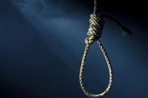Husband kills self in the same place where wife hanged 15 days ago
