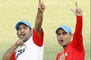 I pray for Dhoni's fitness: Virender Sehwag