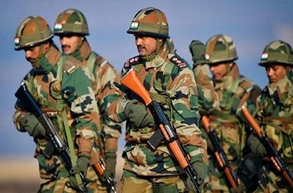 Indian Soldiers can Use weapons against Chinese Troops at border
