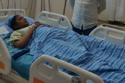 Jagan Reddy\'s kind gesture for flyover accident victim