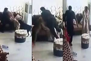 VIDEO: Techie Uploads 'Shocking' Torture Video before Killing herself, Pilot husband held!