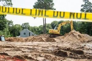 'Leg was sticking out': Baby boy found Buried under Mud!
