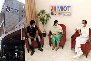 MIOT Hospital Chennai Treats COVID-19 Positive Pregnant Woman Successfully! – Report