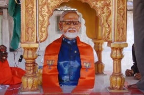 Modi temple with 100-ft statue to be built in UP