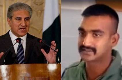 Pakistan says they are willing to return Wing Commander Abhinandan