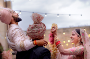 Photos are finally out! Virat and Anushka married!