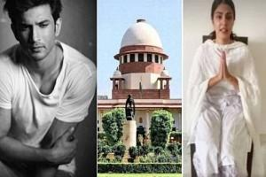 Unexpected Twist in Sushant's Case: Actress Rhea Chakraborty's Reaction to SC judgement leaves everyone shocked!