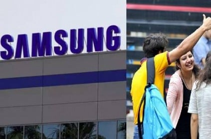Samsung to hire 1200 engineering freshers; Chennai gets campus