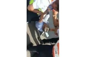 Shocking video: IndiGo staff manhandle passenger