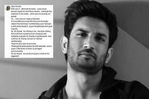 Sushant Singh Rajput's Psychiatrist Reveals Details about Police Investigation, Slams Media!