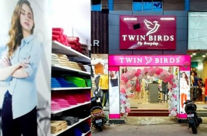 Twin Birds women\'s wear new store inaugurated in Chennai