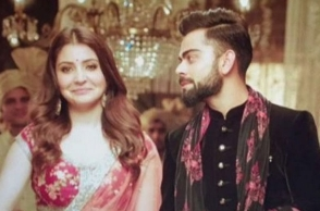 Virat Kohli and Anushka shoot for an Ad