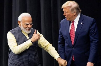 Wall Built in Ahmedabad Ahead of Donald Trump India Visit