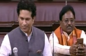 Watch: Sachin was not allowed to talk, Shocking scenes from Rajya Sabha