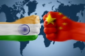 What if we enter Uttarakhand or Kashmir: China