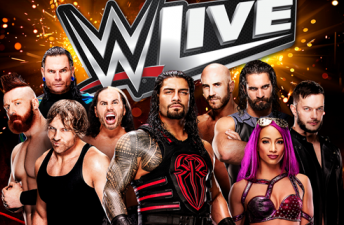WWE to host two live events in India in December