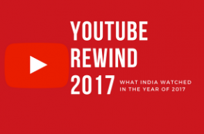 YouTube reveals top trending videos in India (2017)