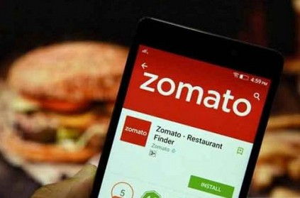 Zomato customer care agent made to put mother promise by customer