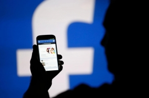 India overtakes US as Facebook's No 1 user