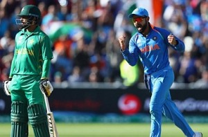 India thrash Pakistan in ICC Champions Trophy opener