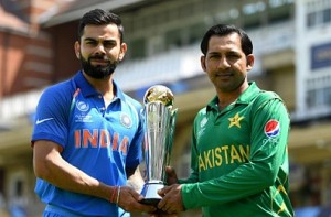 India vs Pakistan final was most tweeted match in ODI history