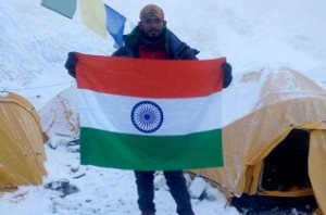 Indian climber goes missing after climbing Mt Everest