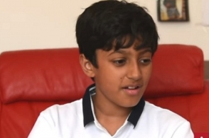 Indian-origin boy scores 162 IQ points