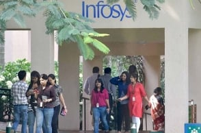 Infosys released 11,000 employees due to automation