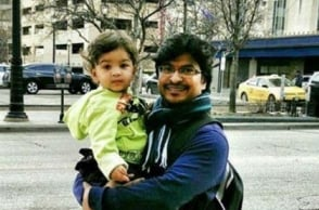 Infosys techie, son die in US, efforts on to send bodies home
