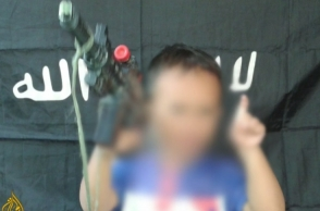 ISIS-linked militants using kids as fighters in Philippines