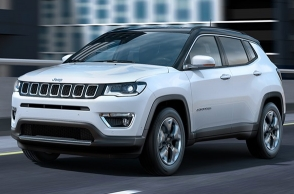 Jeep Compass to be unveiled on the April 12