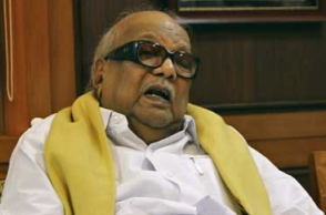 Karunanidhi not well to appear in public: DMK