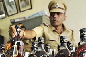 K'taka cops suspended for drinking alcohol in police station