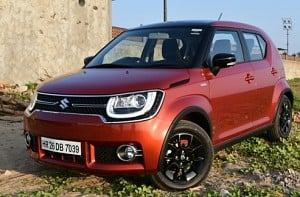 Made-in-India Maruti Suzuki Ignis launched in South Africa
