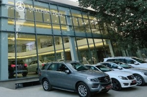Mercedes-Benz slashes price of its vehicles