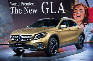 Mercedes launches new GLA variant priced up to Rs 36.75 lakh